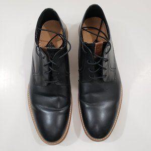 Ben Sherman Size 13 Dress Shoe Black Leather Upper